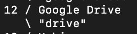 Synology群晖访问Google Drive谷歌网盘电影4.png